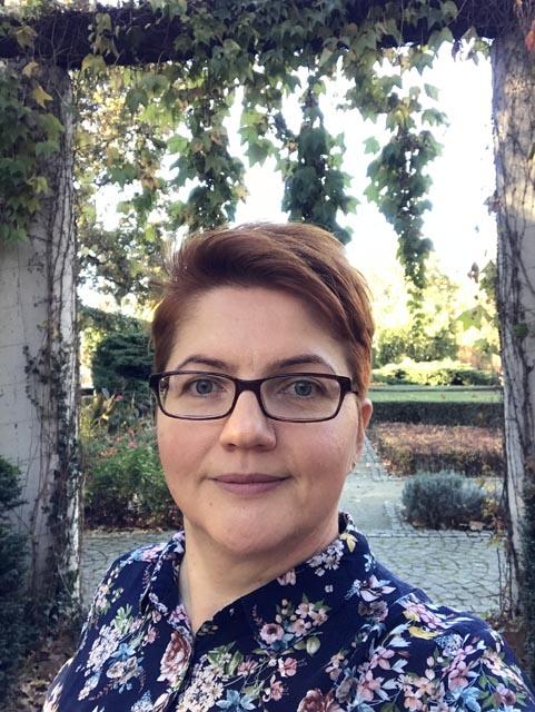 portret Agnieszka Ciechowicz